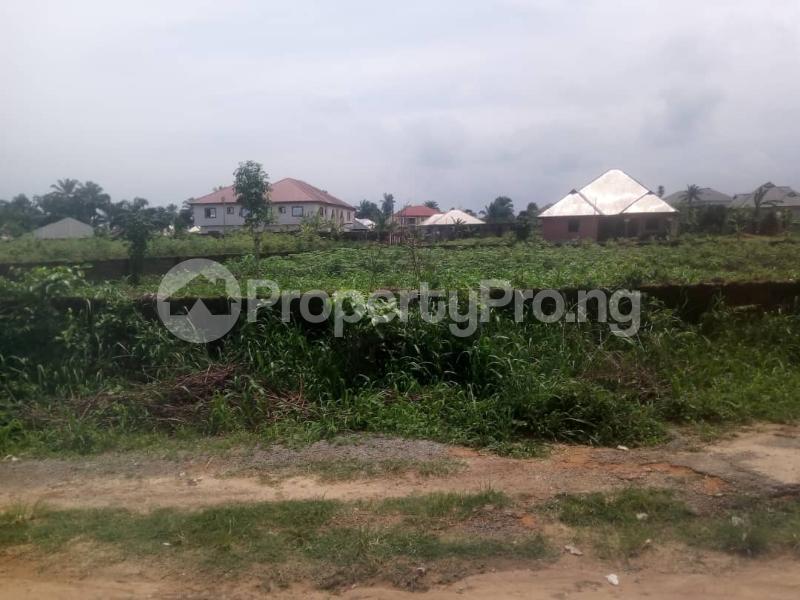 Residential Land Land for sale Idoro Road Uyo Akwa Ibom - 1