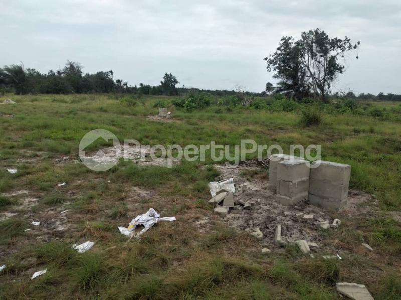 Residential Land for sale Urban Shelter, Otoolu Before La Campaign Tropicana Beach Resort. Ibeju-Lekki Lagos - 2