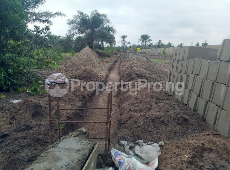 Residential Land for sale Chartworth Court Phase2, Okun Imosan. Ibeju-Lekki Lagos - 4