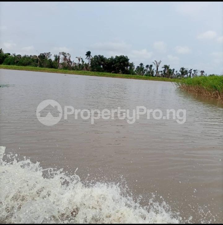 Residential Land for sale Abule (lagoon Front Estate), Abegede Badore Road. Ibeju-Lekki Lagos - 3