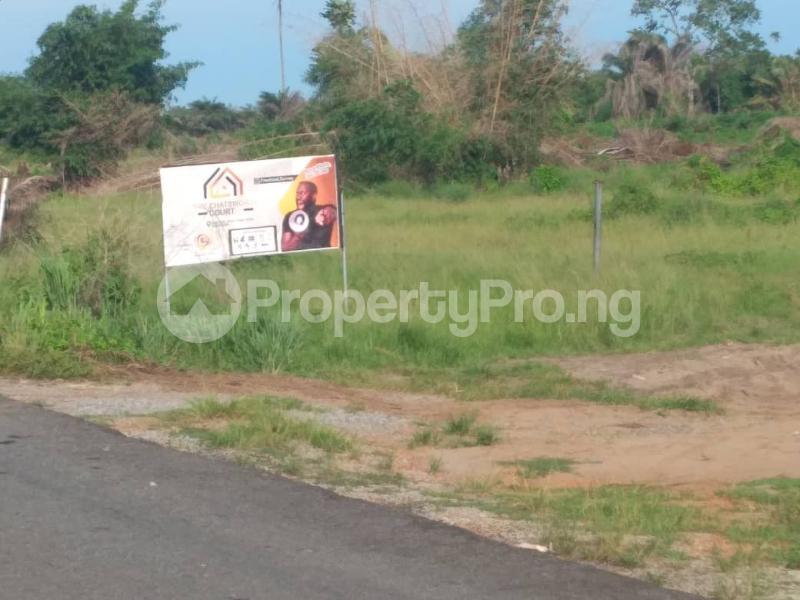 Residential Land for sale Chartworth Court Phase2, Okun Imosan. Ibeju-Lekki Lagos - 3