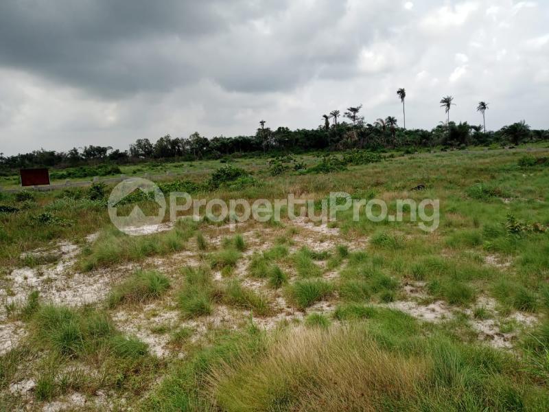Residential Land for sale Urban Shelter, Otoolu Before La Campaign Tropicana Beach Resort. Ibeju-Lekki Lagos - 4