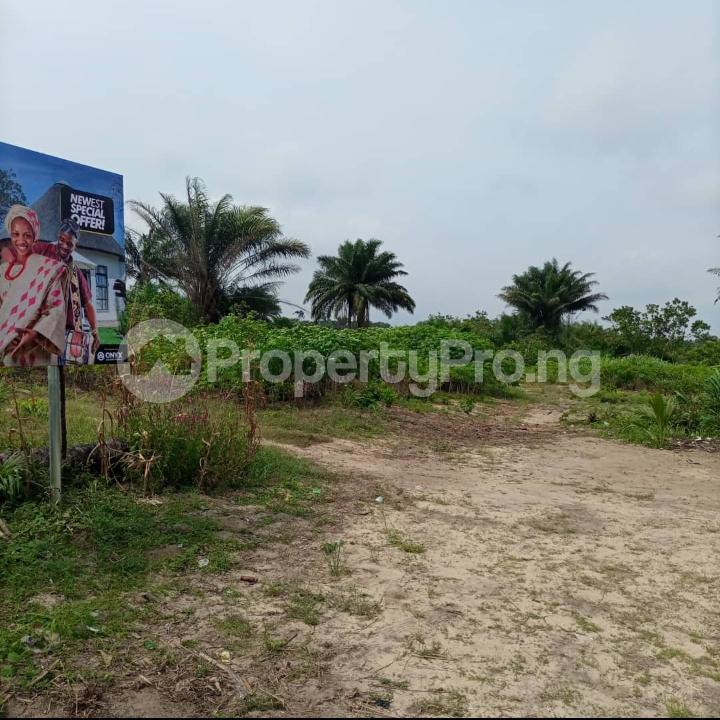 Residential Land for sale Abule (lagoon Front Estate), Abegede Badore Road. Ibeju-Lekki Lagos - 1