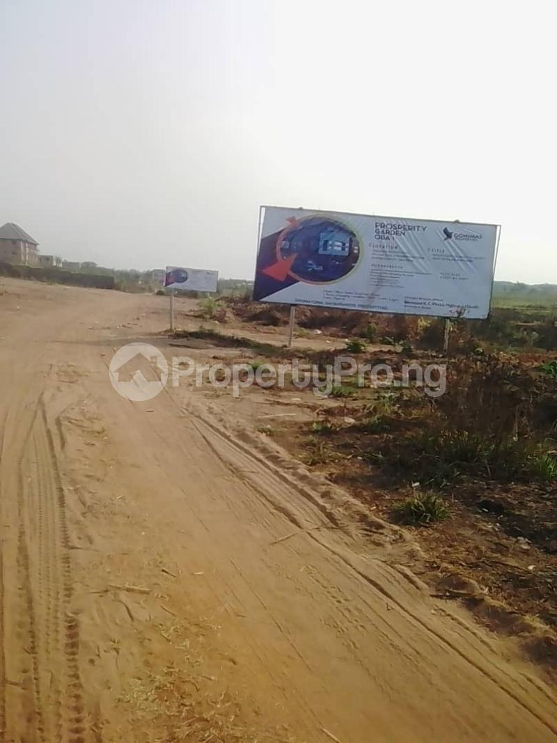 Joint   Venture Land for sale Behind Prestigious Grundvit Polythecnic Institute And Opp. Anambra State International Market By Owerri Road Idemili south Anambra - 3