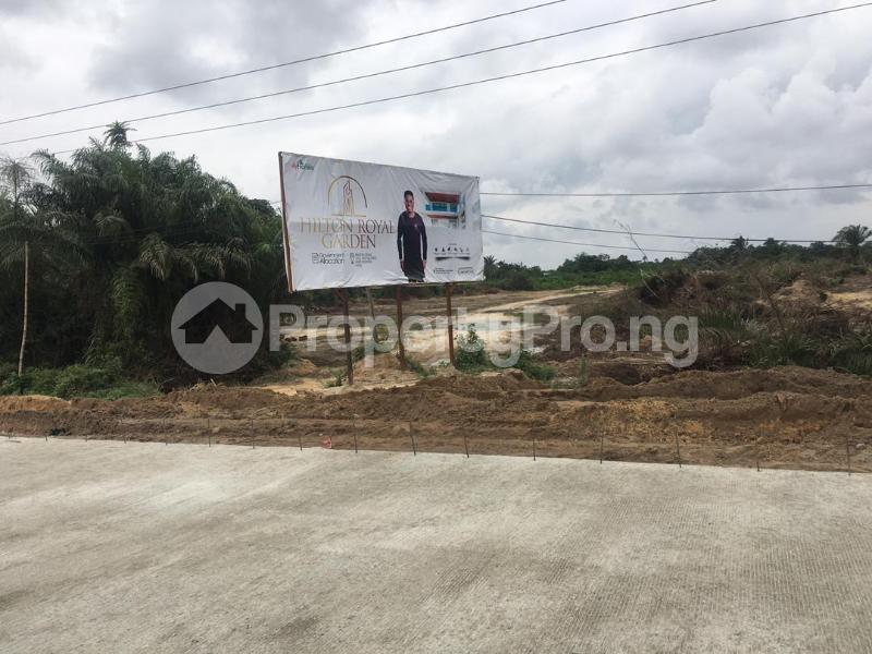 Commercial Land for sale Beside Alaro City, Epe Road. Epe Road Epe Lagos - 2