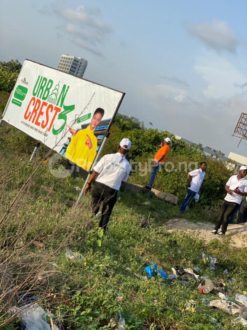 Commercial Land Land for sale Urban Crest 3 Beside Lekki Free Trade Zone Free Trade Zone Ibeju-Lekki Lagos - 1