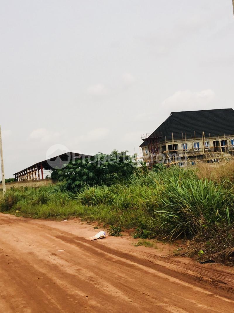 Residential Land Land for sale P and T bus stop .... Boys Town ipaja  Ipaja road Ipaja Lagos - 24