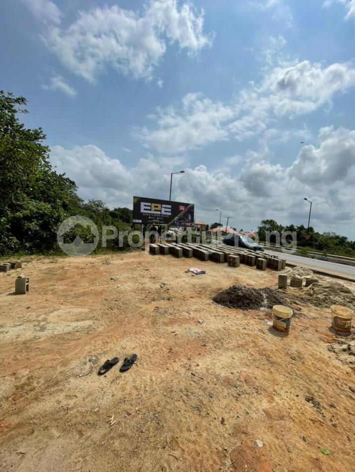 Residential Land for sale Eagle's Pride Estate Poka. Epe Road Epe Lagos - 3