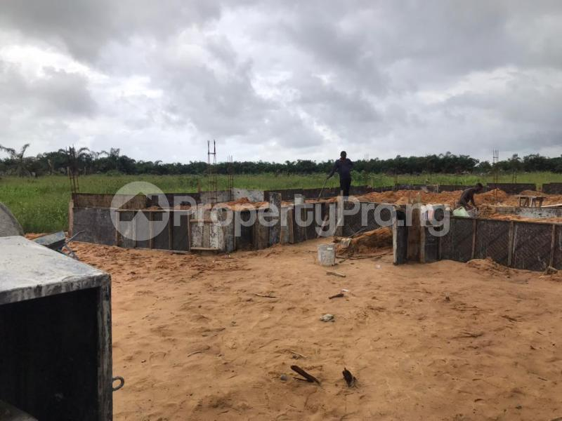 Residential Land for sale Eagle's Pride Estate Poka. Epe Road Epe Lagos - 5