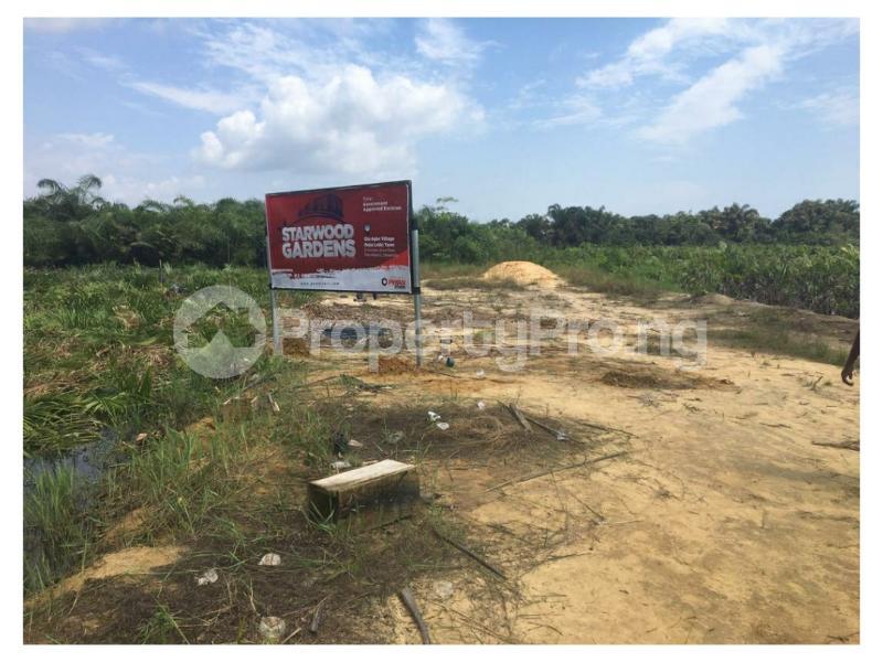 Residential Land for sale Free Trade Zone Ibeju-Lekki Lagos - 1