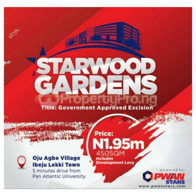 Residential Land for sale Free Trade Zone Ibeju-Lekki Lagos - 0