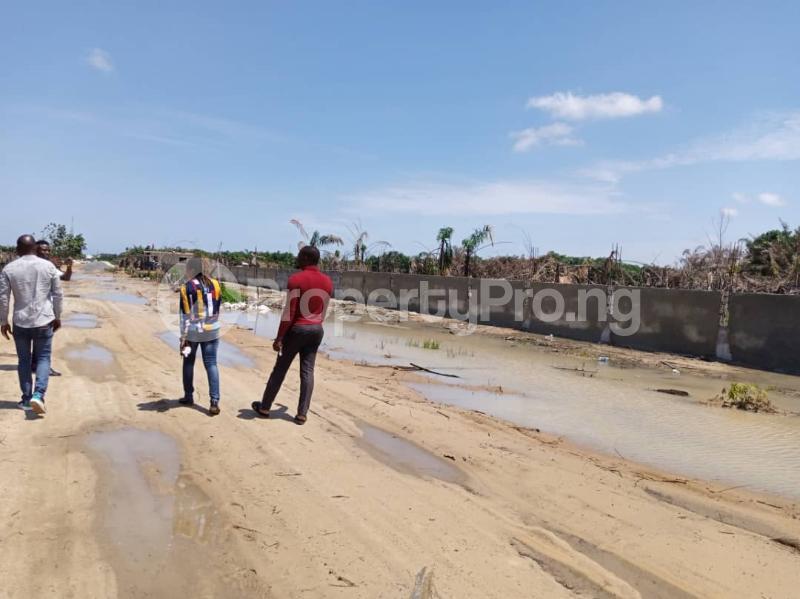 Serviced Residential Land Land for sale Afri Garden City Phase 2 Iju Ota By Covenant University Canaan Land Sango Ota Ado Odo/Ota Ogun - 0