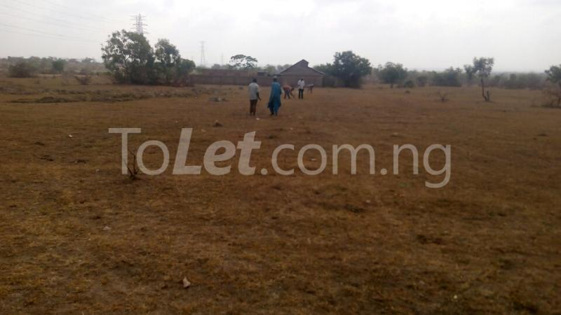 Land for sale Gbagede/Kabba Road. Ganmo Amoyo Ifelodun Kwara - 0
