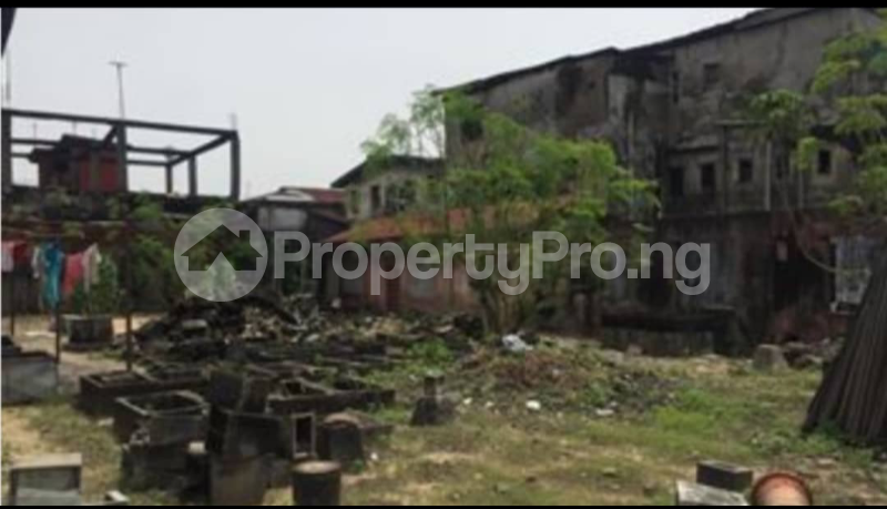 Commercial Land Land for sale Along Kirikiri Road Kirikiri Apapa Lagos - 0