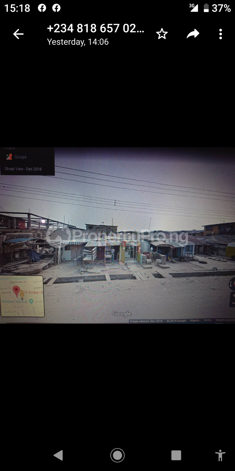 Commercial Land Land for sale Along Kirikiri Road Kirikiri Apapa Lagos - 2