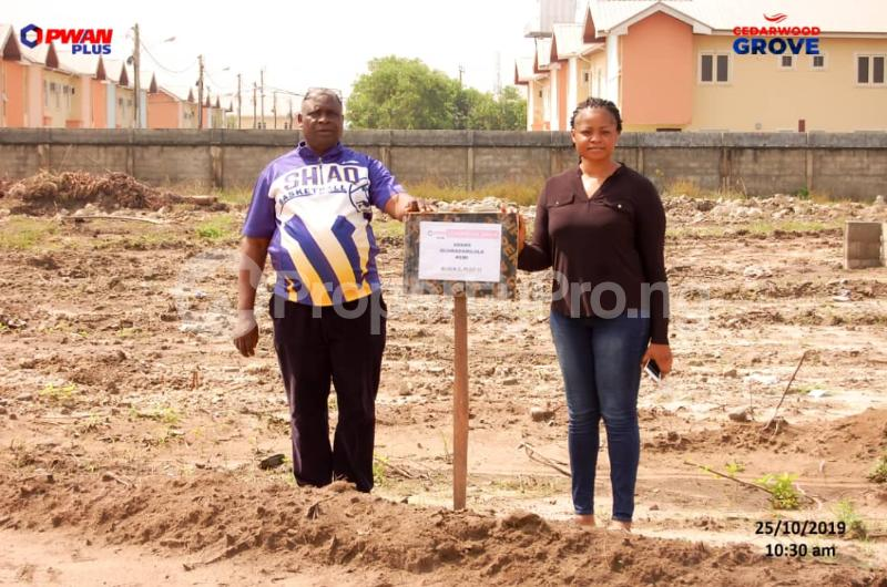 Mixed   Use Land Land for sale 3mins Drive from Lekki Epe Expressway. Abijo Ajah Lagos - 0