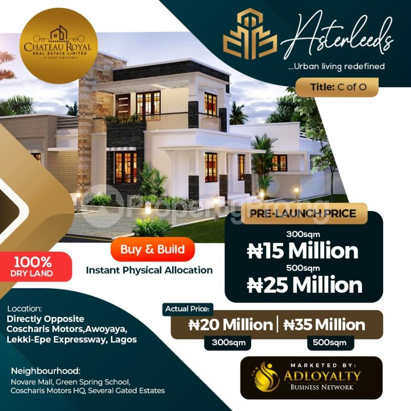 Land for sale   Ajah Lagos - 0