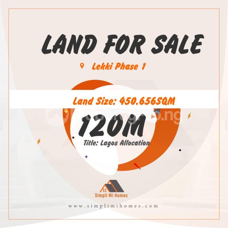 Industrial Land for sale Lekki Phase 1, Lagos Nigeria Lekki Phase 1 Lekki Lagos - 0