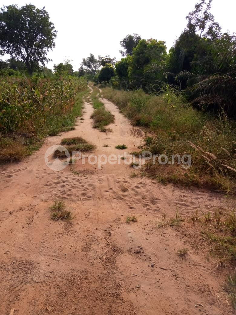 Residential Land Land for sale Off Terwase Agbadu Road, Mbaikya Mega Layout Makurdi Benue - 2