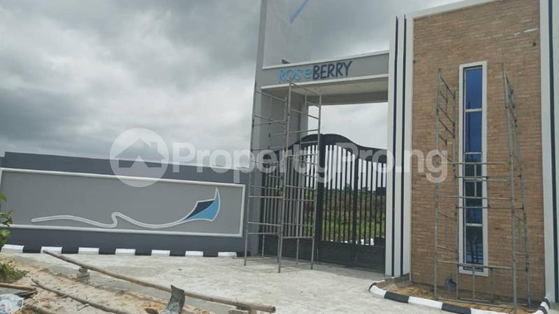 Residential Land for sale Roseberry Estate, Ibeju Lekki Eleko Ibeju-Lekki Lagos - 1