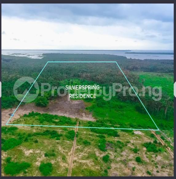 Residential Land Land for sale Silver spring residence  Free Trade Zone Ibeju-Lekki Lagos - 1