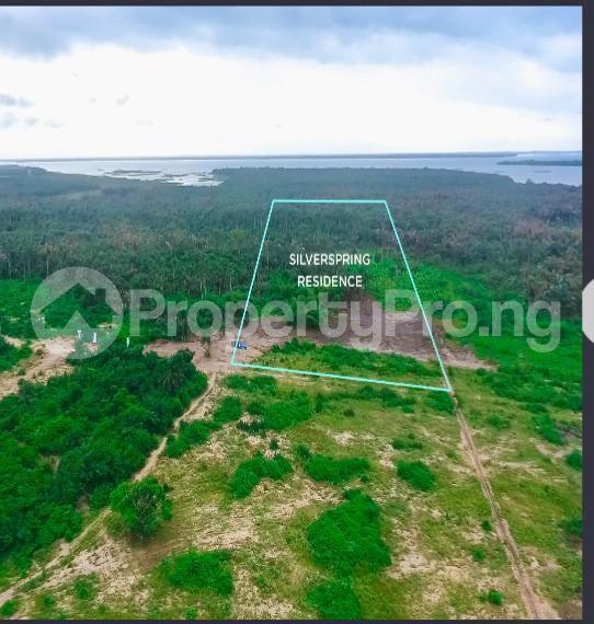 Residential Land Land for sale Silver spring residence  Free Trade Zone Ibeju-Lekki Lagos - 0