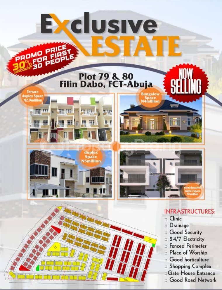 Residential Land for sale Saburi Karimu Abuja - 0