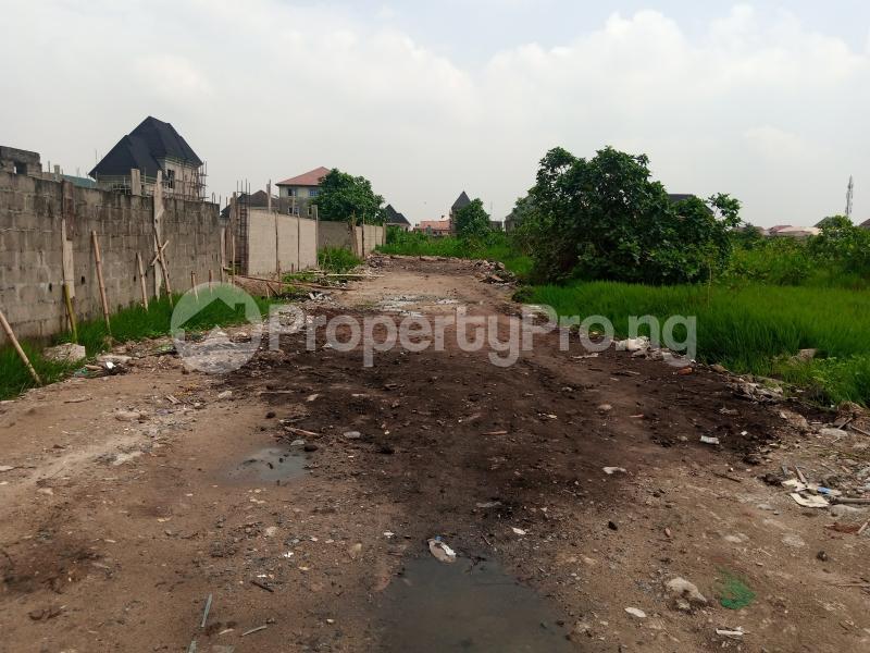 Mixed   Use Land Land for sale 20 plots of land for Sale in Agoh palace way Okota Lagos State Ago palace Okota Lagos - 2