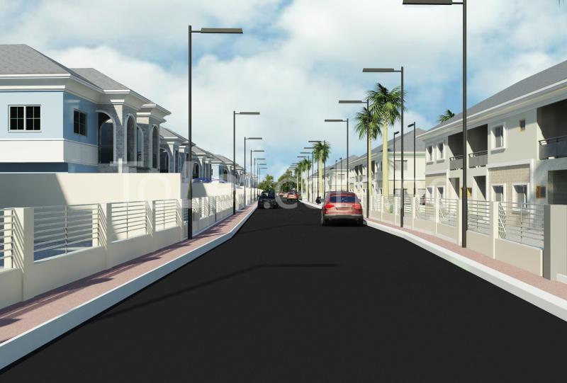 Residential Land for sale Okun Ajah Community Drive, Lekki Scheme Ii Environment Okun Ajah Ajah Lagos - 2