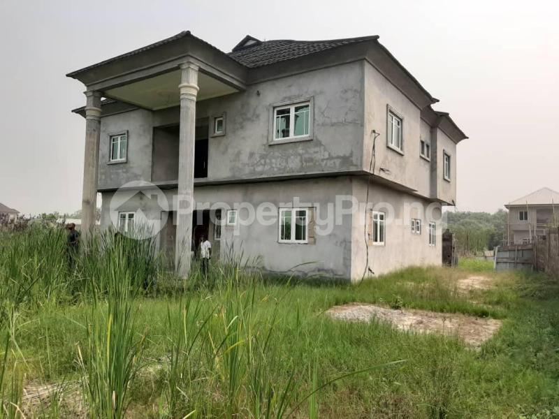 Mixed   Use Land for sale Winfield Park Estate Behind Amen Estate Phase 2 Eluju Eleko Eleko Ibeju-Lekki Lagos - 0
