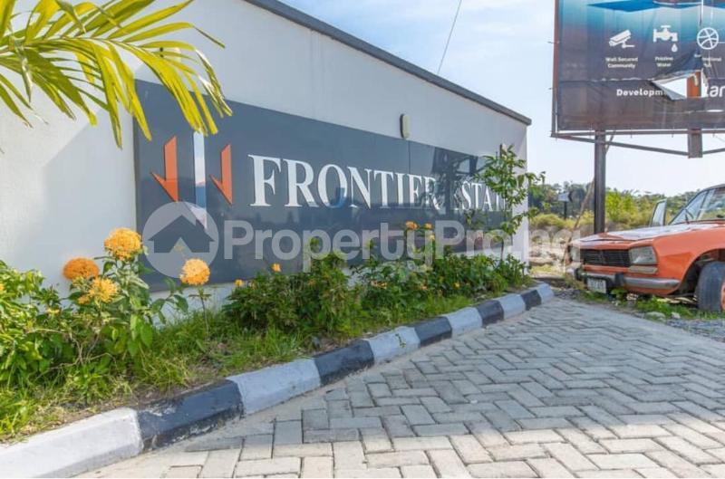 Serviced Residential Land Land for sale Bogije Sangotedo Lagos - 1