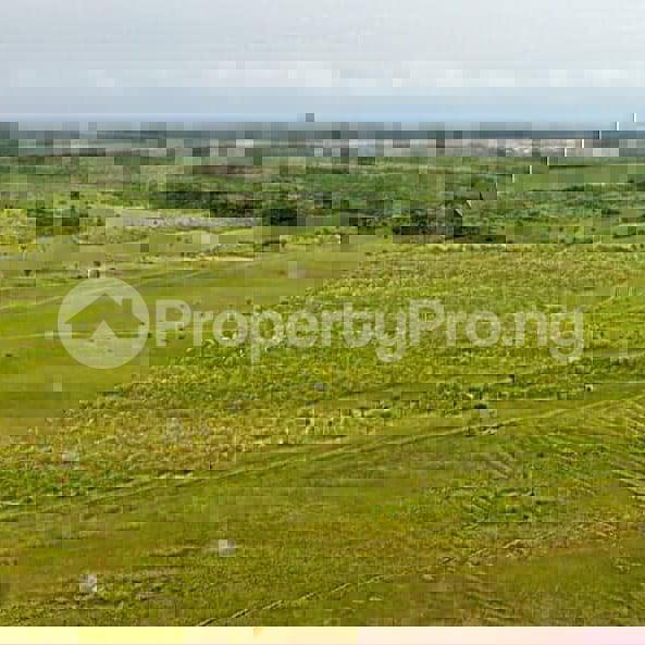 Serviced Residential Land Land for sale Dreams Ville Garden Eleran Igbe Town Ibeju lekki lagos Ibeju-Lekki Lagos - 0