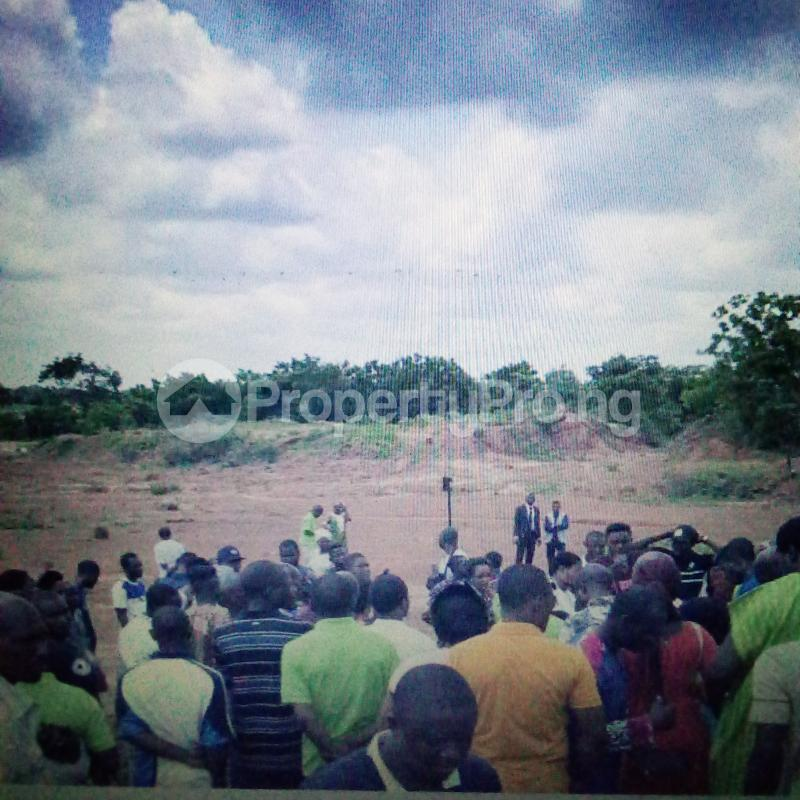 Commercial Land Land for sale Diamond Estate Emene Close to NNPC Deport  Enugu Enugu - 0