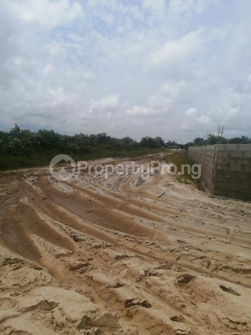 Residential Land Land for sale Lagoon Park Estate Abijo by Chalcedony school via Abijo GRA  Abijo Ajah Lagos - 2