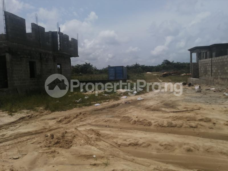 Residential Land Land for sale Lagoon Park Estate Abijo by Chalcedony school via Abijo GRA  Abijo Ajah Lagos - 5
