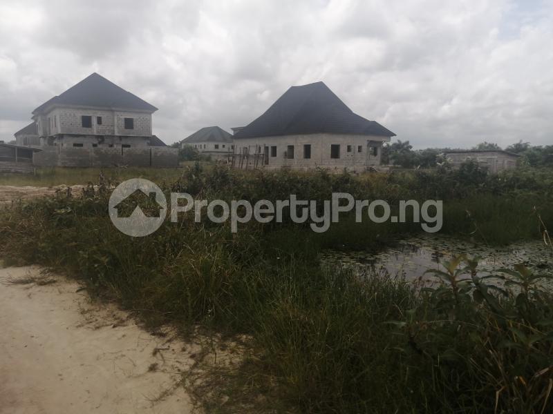 Residential Land Land for sale Lagoon Park Estate Abijo by Chalcedony school via Abijo GRA  Abijo Ajah Lagos - 6