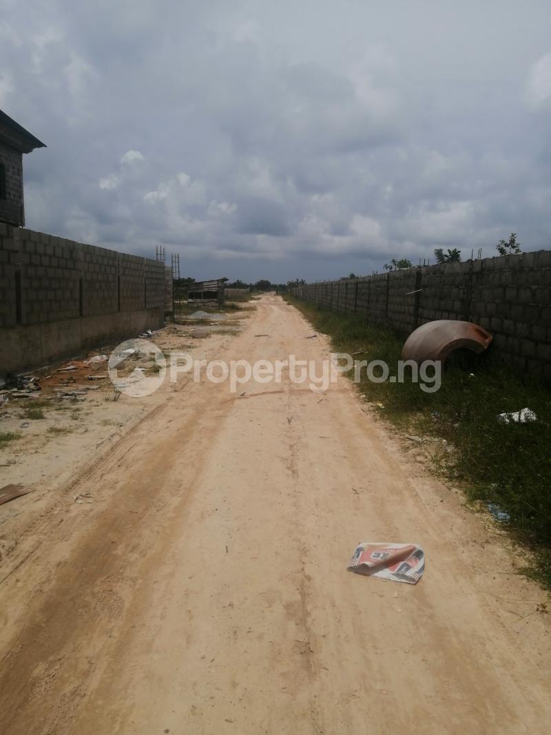 Residential Land Land for sale Lagoon Park Estate Abijo by Chalcedony school via Abijo GRA  Abijo Ajah Lagos - 4