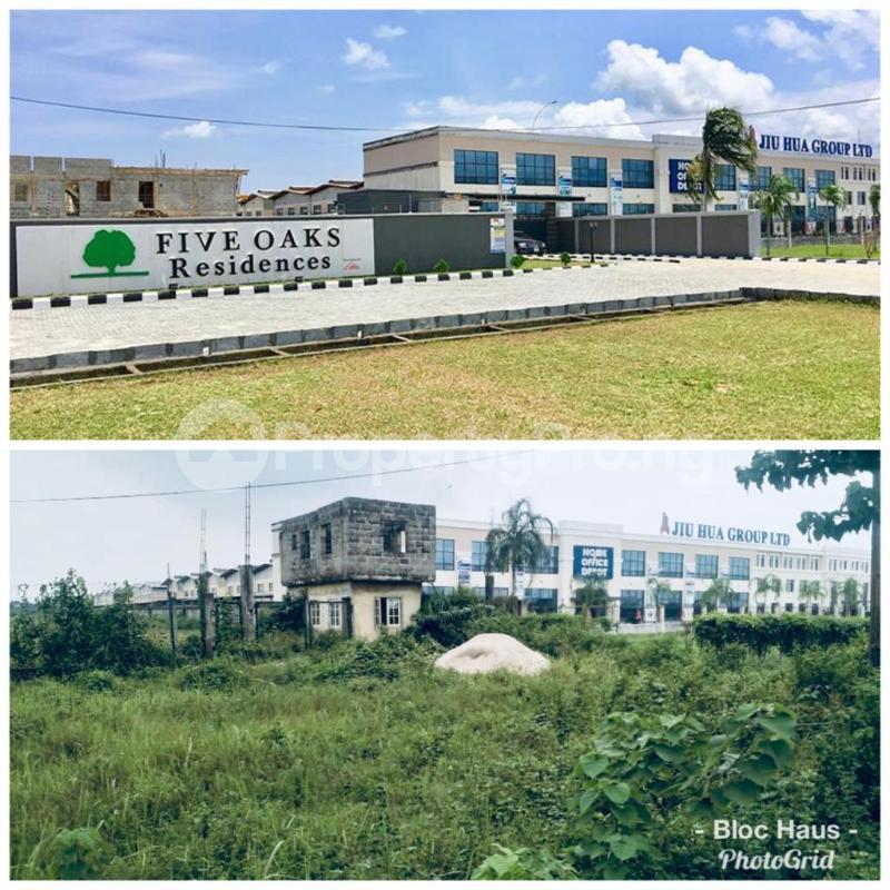 Serviced Residential Land Land for sale Five Oak Estate, Ibeju Lekki. Eleko Ibeju-Lekki Lagos - 0