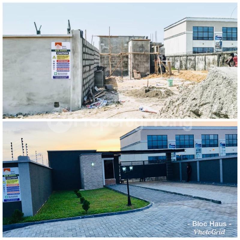 Serviced Residential Land Land for sale Five Oak Estate, Ibeju Lekki. Eleko Ibeju-Lekki Lagos - 1
