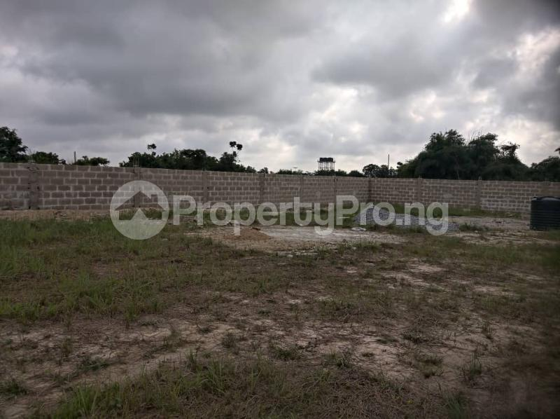 Residential Land for sale Lekki Boulevard Estate Is Strategically Located In Akodo Ise, 5 Minutes Drive From Lacampagne Tropicana Beach Front Akodo Ise Ibeju-Lekki Lagos - 0