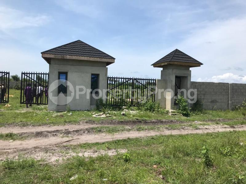 Residential Land Land for sale Champions court kayetoro eleko ibeju lekki Ibeju-Lekki Lagos - 1