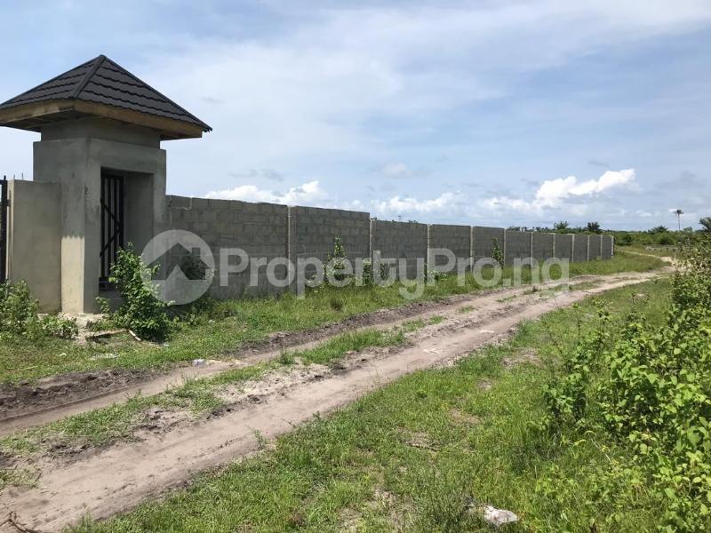 Residential Land Land for sale Champions court kayetoro eleko ibeju lekki Ibeju-Lekki Lagos - 2