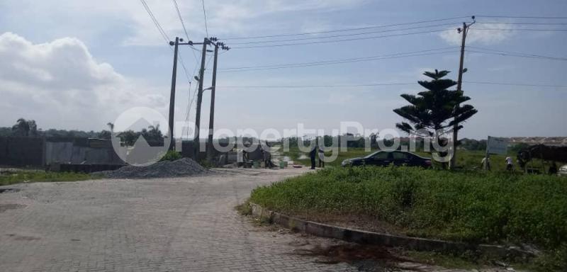 Residential Land Land for sale Lekki garden phase 2 Abraham Adesanya Lekki Phase 2 Lekki Lagos - 1