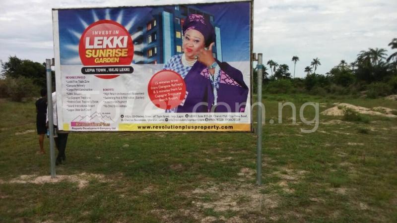 Land for sale Before La Campaign Tropicana Beach Resort Ibeju-Lekki Lagos - 2