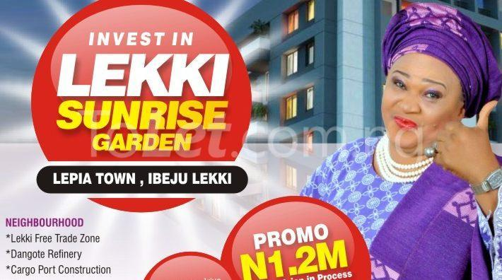 Land for sale Before La Campaign Tropicana Beach Resort Ibeju-Lekki Lagos - 3