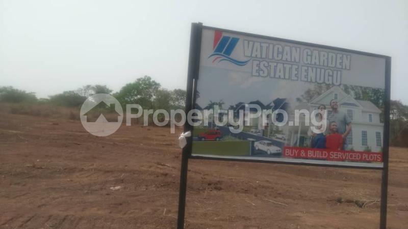 Land for sale Obeagu beside Centenary City Enugu Enugu - 0
