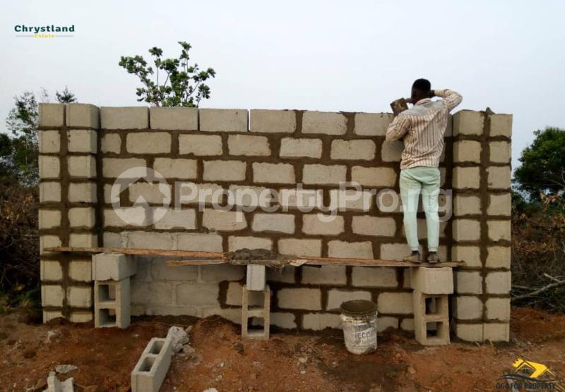 Mixed   Use Land Land for sale Located At Okun Imedu Ibeju Lekki Lagos Nigeria Ise town Ibeju-Lekki Lagos - 13