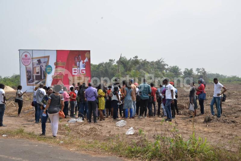 Mixed   Use Land Land for sale Located At Okun Imedu Ibeju Lekki Lagos Nigeria Ise town Ibeju-Lekki Lagos - 4