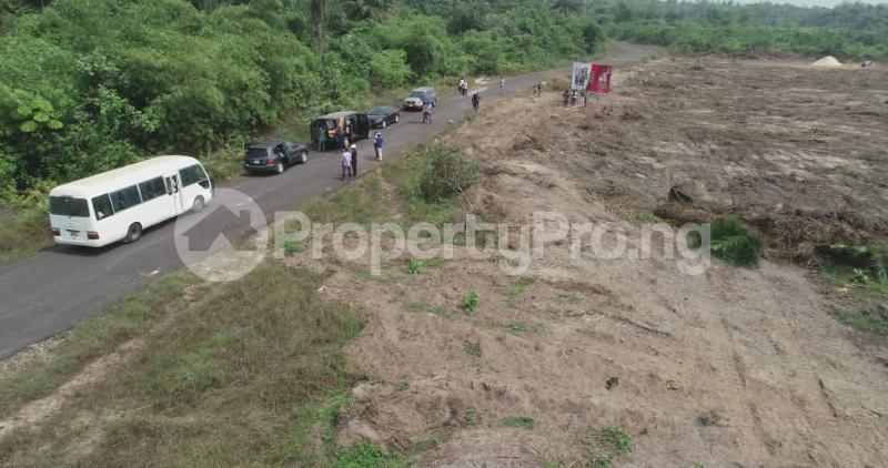 Mixed   Use Land Land for sale Located At Okun Imedu Ibeju Lekki Lagos Nigeria Ise town Ibeju-Lekki Lagos - 1