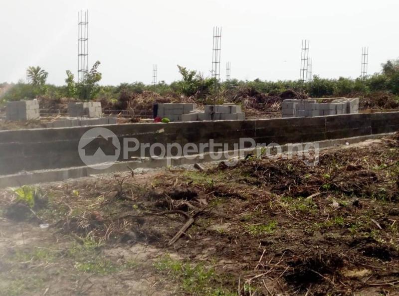 Mixed   Use Land Land for sale Located At Okun Imedu Ibeju Lekki Lagos Nigeria Ise town Ibeju-Lekki Lagos - 10